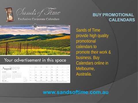 Buy Calendars Online in Australia