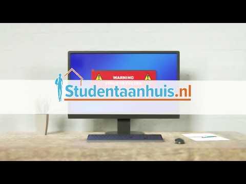 STUDENT AAN HUIS