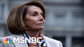 Nancy Pelosi To Donald Trump: Postpone SOTU Until After Government Reopens | Velshi & Ruhle | MSNBC