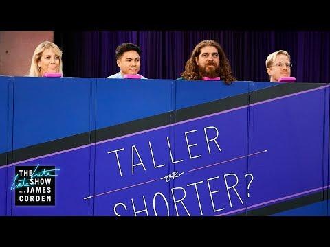 Taller or Shorter w/ Kate Walsh & Stephen Merchant