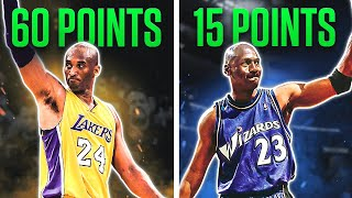 The LAST Games of NBA Legends