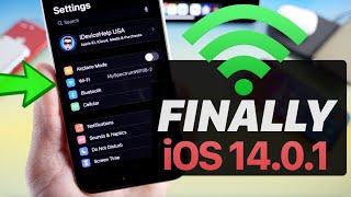 Apple has FINALLY Fixed it - iOS 14.0.1 Follow Up