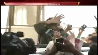 Pawan Kalyan leaves Film Chamber, Goes way!..