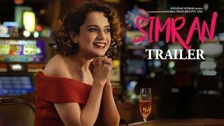 Simran 2017 Official Trailer – Kangana Ranaut