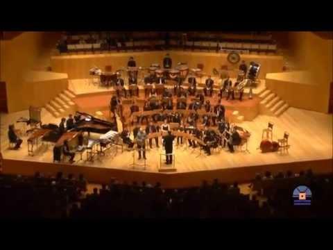 John Mackey soprano saxophone concerto. 4th mov