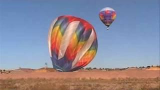 Albuquerque balloon fiesta Day 3