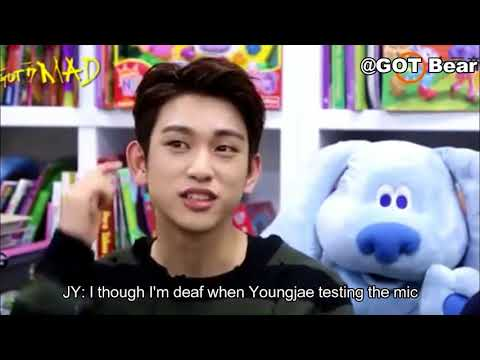 [Eng Sub] GOT7 Imitate Each Other Part 2 - Making fun all the way
