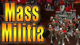 Warcraft 3 - Mass Militia