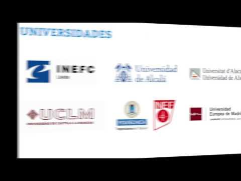 Congreso Nacional Personal Trainer 2015 - Vídeo presentación