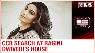 Sandalwood drug scandal: Actress Ragini Dwivedi's house se..