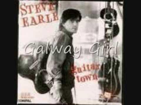 Steve Earle - Galway Girl