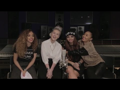 Little Mix    Jesy and her 3 little children