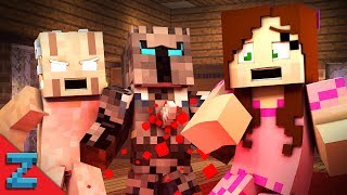 PopularMMOs Granny Horror Game Escape! (Minecraft Animation)