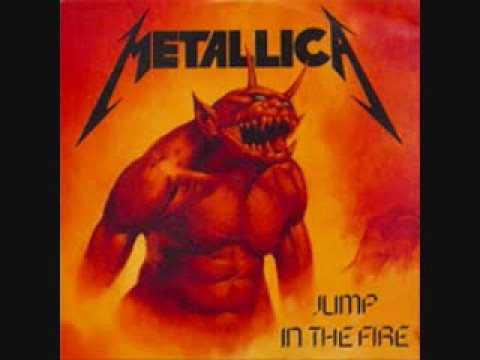 Metallica Jump In The Fire Play