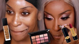 I Don't Wanna Be Basic NO MO! Let's Get GLAM! | Jackie Aina