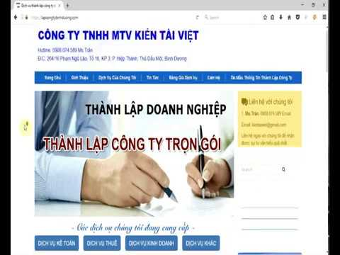 Established the company in Binh Duong Best Package Price