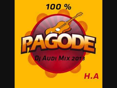 Baixar 100 % Pagode  2013 Dj Audi mix
