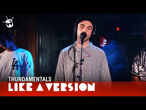Thundamentals Ft. Ev Jones cover Frank Ocean 'Ivy' for Like A Version