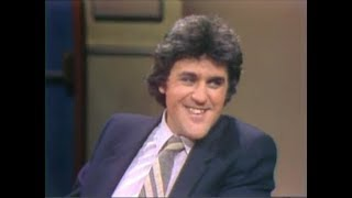 Jay Leno on Letterman, Part 1: 1982-1984