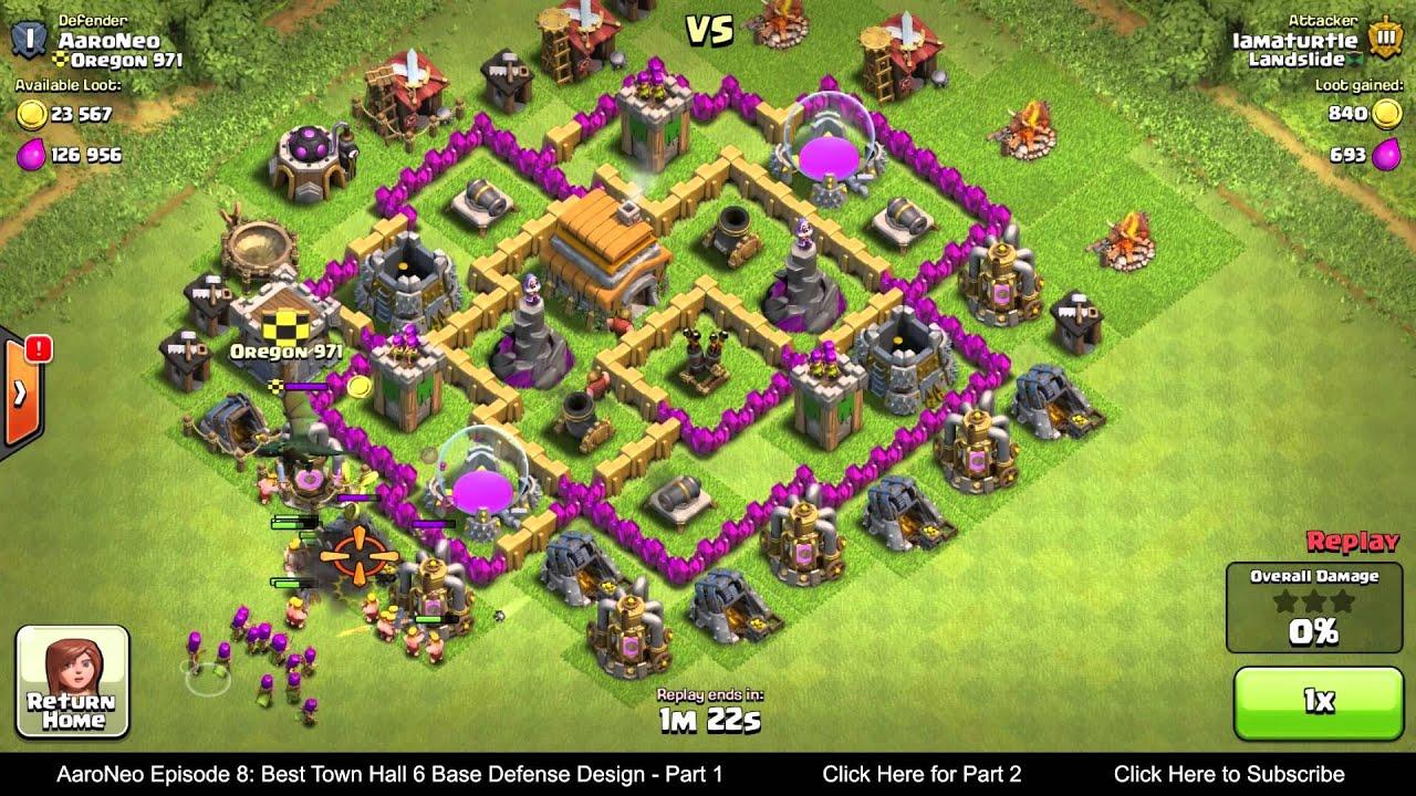 Best Clash Of Clans Base Design Ever