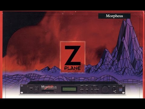 E-mu Morpheus synth demo, by Pulse Emitter