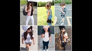 Trendy kids outfits 2019/Fashion ideas/DIY EVRTYTHING TV