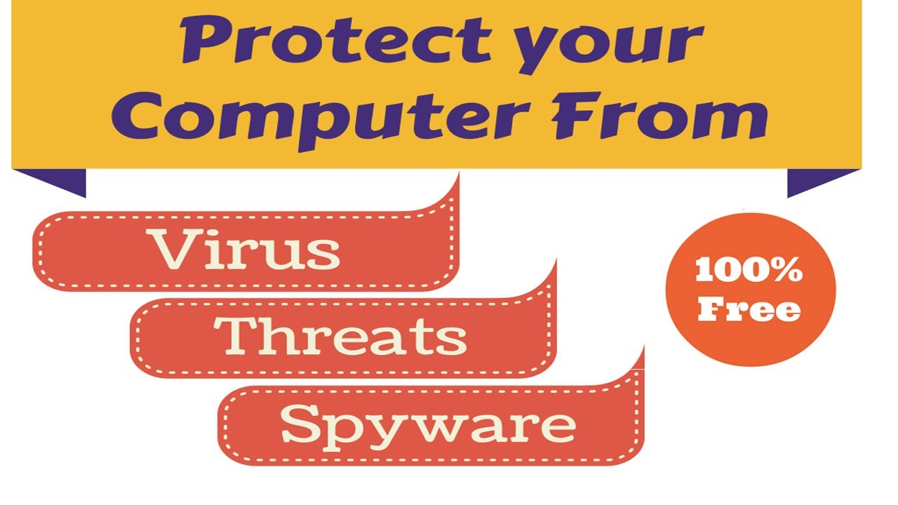 how to protect your computer from viruses and spyware