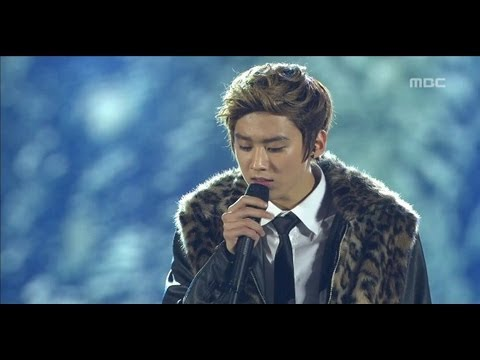 TEEN TOP - Beo dai may troi, 틴탑 - Beo dai may troi, Music Core 20121208