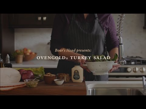 Ovengold® Turkey Salad