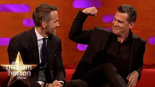 Ryan Reynolds & Josh Brolin Talk Deadpool 2, Avengers & Goonies | The Graham Norton Show