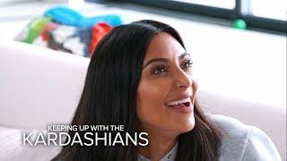 KUWTK | Kim Kardashian Takes Jonathan Cheban Exercising | E!