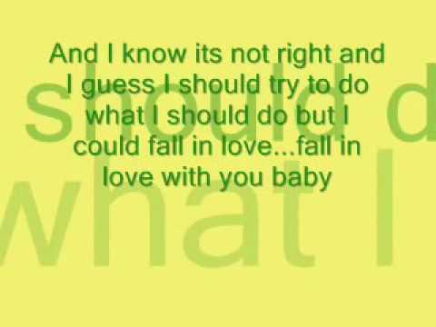 Selena-I Could Fall In Love lyrics
