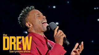 """Sing to a Flower: Billy Porter Performs """"Edelweiss"""""""