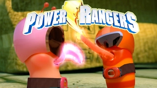 LARVA ❤ LA POWER RANGER  2017 Full Movie Cartoon  Cartoons For Children  LARVA Official