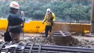 中和段台9線半邊橋施工影片