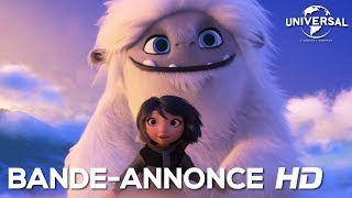 Abominable :  bande-annonce VOST