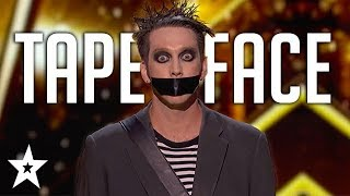 TapeFace Presses The GOLDEN BUZZER For Terry Crews on AGT: Champions | Got Talent Global