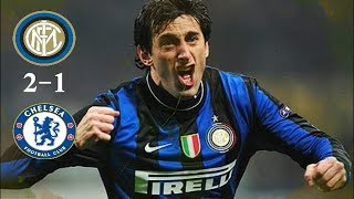 Inter Milan vs Chelsea 2-1 2010 | Highlights & Goals | HD English Commentary