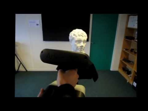Handheld 3D Scanner example