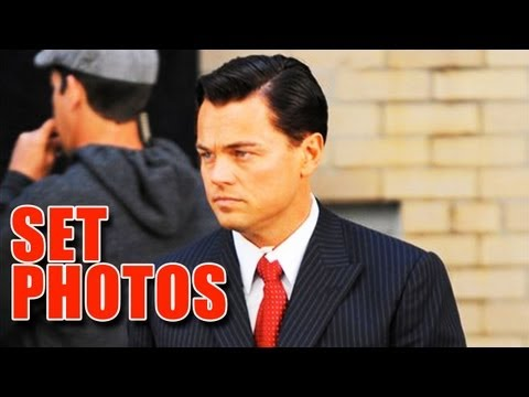 Baixar The Wolf of Wall Street Set Photos (2013) - Leonardo DiCaprio, Margot Robbie
