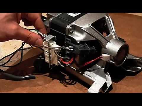 2 uniwersal motor silnik uniwersalny mca 52 64 148 ad9 ac for Motore inverter lavatrice