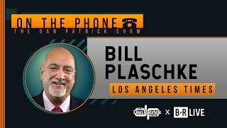 L.A. Times' Bill Plaschke Talks Mookie Betts to Dodgers, Brady & More w Dan Patrick | Full Interview