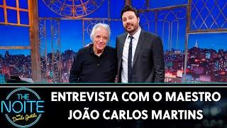 Mix Palestras | João Carlos Martins no The Noite