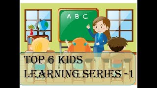Learning Video Collection for Kids | Educational Videos & Nursery Rhymes from  The tiny seeds part I