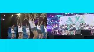 [] LIVE AKB48 X AKB48 TEAM SH [] SUSTAINABLE