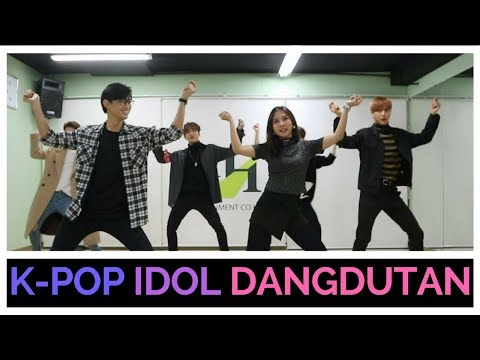 DANGDUTAN BARENG K-POP IDOL DAN MAEN RANDOM PLAY DANCE! SERU ABIS!