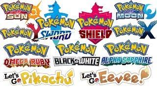 Pokémon - All Trailers (1996-2019)