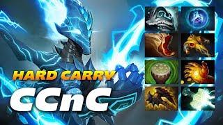 CCnC Razor Hard Carry 8 slotted   Dota 2 Pro Gameplay