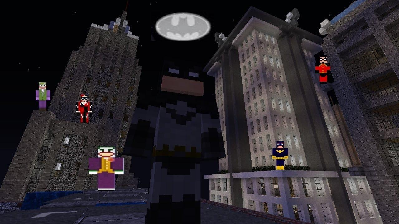 Arkham City Story Modus Skins Minecraft » inabpressa.gq