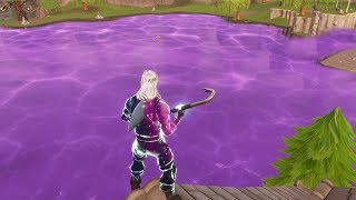 THE CUBE IS MOVING INTO LOOT LAKE FOR FINAL EVENT NOW! (Fortnite Battle Royale)